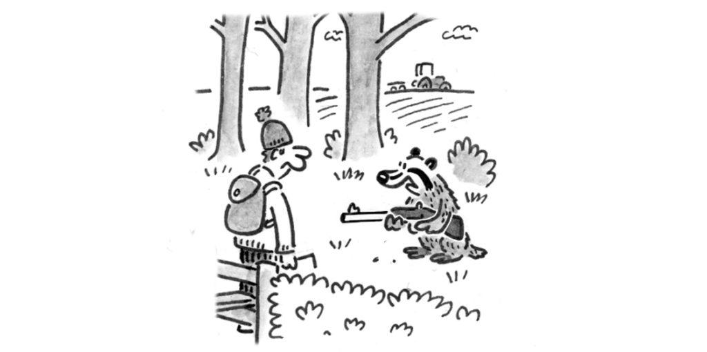 Cartoon Illustrated by Matt Pritchett - Telegraph Cartoonist